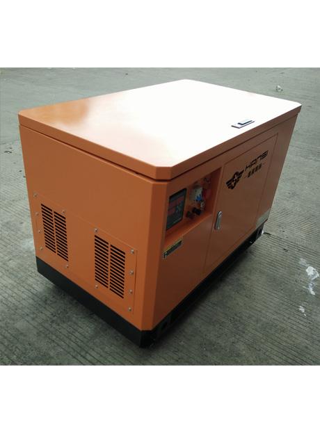 12千瓦多燃料发电机HS12RGF