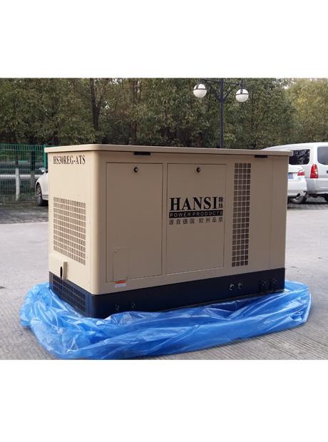 30千瓦多燃料发电机HS30REG