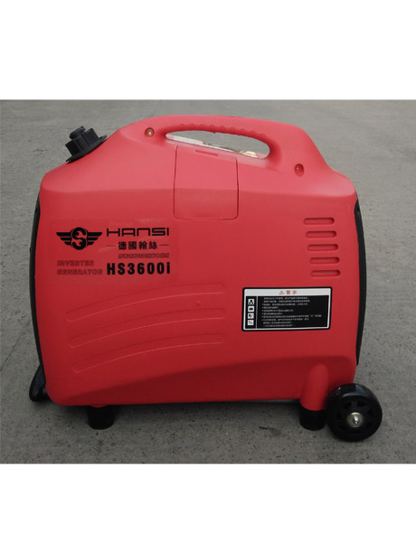 3千瓦车载式发电机HS3600i