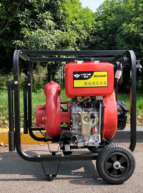 4寸柴油高壓泵鑄鐵泵