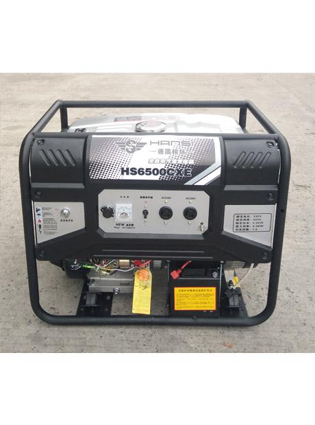5千瓦全自动汽油发电机HS6500CXE